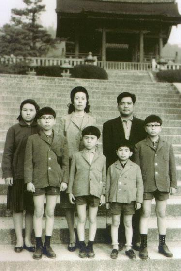 おじいちゃんの家族